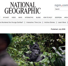 Who Murdered the Virunga Gorillas