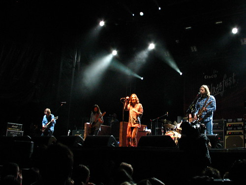 The Black Crowes at Bluesfest