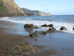 Beach at Toyon Bay #2 (tc artist) Tags: ocean ca summer beach water fun island bay catalina scene toyon
