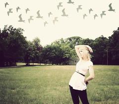 i'm gonna fly (023/365)