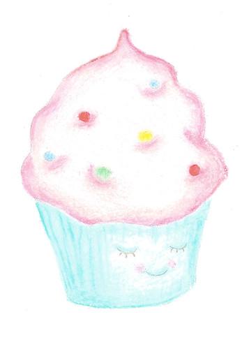 miss cupcake detail