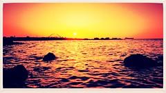 Sunset (zbay IIK FOTORAFILIK) Tags: sunset karadeniz trabzon gnbatm objektif objektivist thebestofday gnneniyisi flickrlovers grouptripod