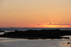 Ardnamurchan Sunset (Mac ind g) Tags: sunset summer holiday landscape scotland gloaming ardnamurchan lochaber portuairk