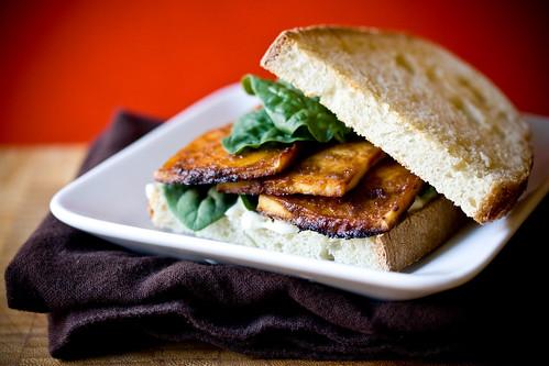 Smokey Miso Tofu