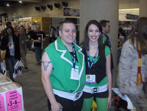 Green Lanterns Forever!