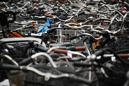 Bicicletas en Japón class=
