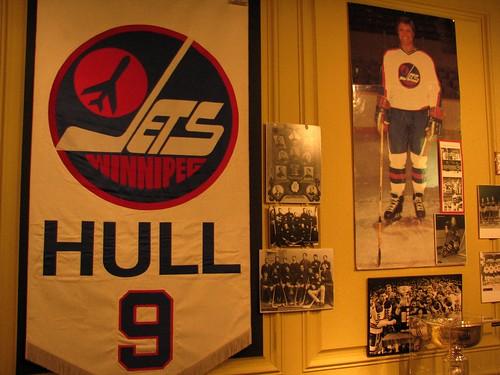 Bobby Hull Display