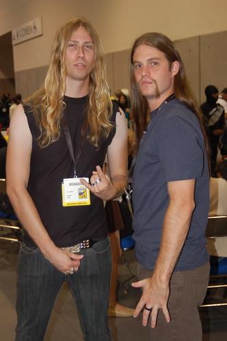 Comic Con 08: Dethklok