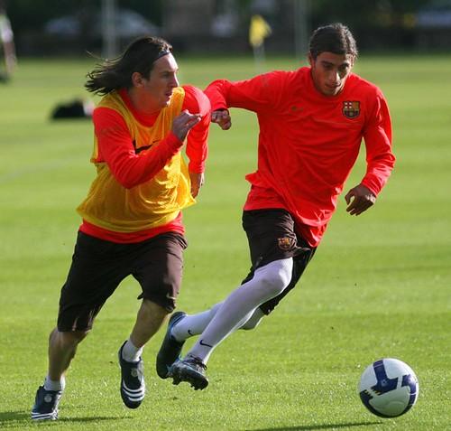 lionel messi 2011 new. Lionel Messi runs at Barca new