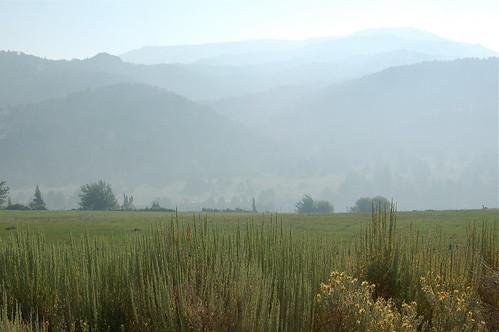 Smoky Sierras