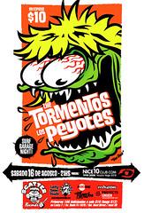 The Tormentos / Los Peyotes @ Niceto Club sábado 16 de agosto
