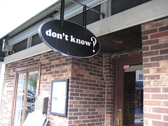 Don't Know Tavern