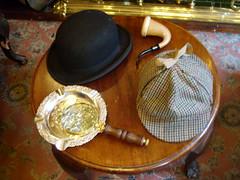 View cappello e bombetta, la coppia perfetta on Flickr