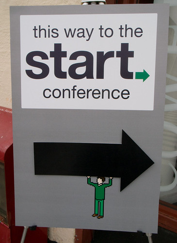 Start Conference by Scott Beale, on Flickr