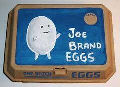 Joe Brand Eggs