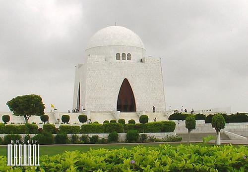 Jinnah Mausoleum, Karachi