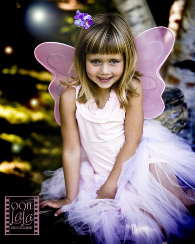 {my posey fairy}