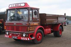 Leyland Super Comet (fryske) Tags: truck wagon buffalo diesel lorry commercial lad hippo comet lynx cummins gardner leyland fg donington ergo haulage ldv ergomatic