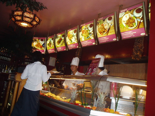 China Food Berlin Schlosstr.91
