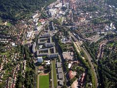 Luftbild Suhl 31.8.2008 (03) (pilot_micha) Tags: city germany deutschland thüringen aerialview stadt luftbild airview thüringerwald suhl airpicture vueaérienne imagenaérea