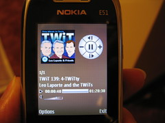 Review of Nokia E51 smartphone