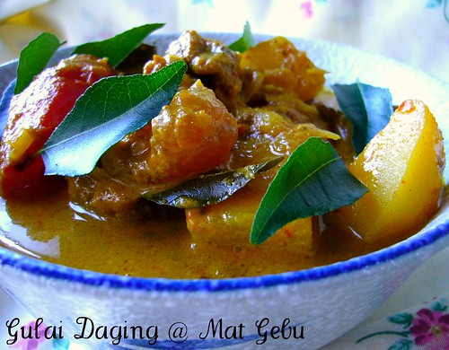 Gulai Daging