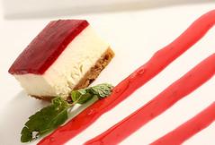 strawberry Cheese Cake (ALtammar Q8) Tags: food cake sweet ali 2470mm colorphotoaward canon40d altammar