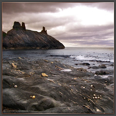 Ireland - Black Castle  Wicklow (Giancarlo Giupponi  Trentino) Tags: ireland wicklow blackcastle golddragon abigfave impressedbeauty theunforgettablepictures overtheexcellence betterthangood giancarlogiupponi goldenvisions