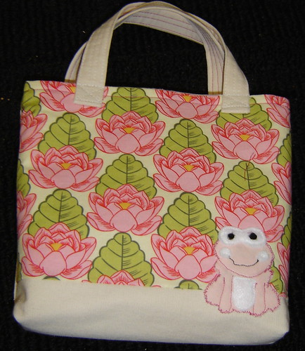 Birthday Present - Purse with Frog 2