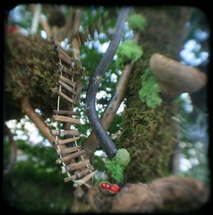 The fairy house #1