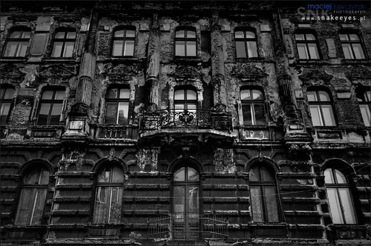 Kamienica z ul. Rewolucji 1905 r. nr 29 w Łodzi