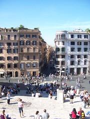 586 - Piazza de Spagna