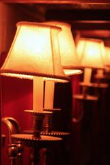 Lamps (Meredith Purvis) Tags: boat lamps blackeyedsusan