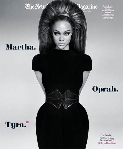 """Martha. Oprah. Tyra*"""