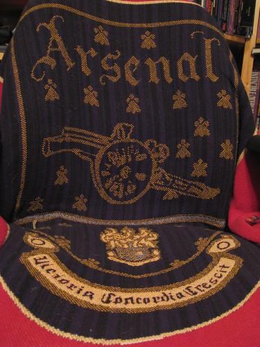 Arsenal Throw
