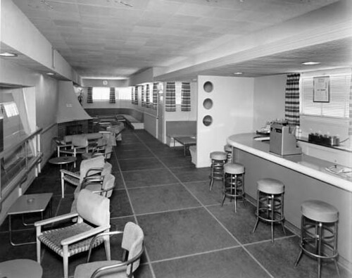 Pan-Pacific Auditorium Cafe