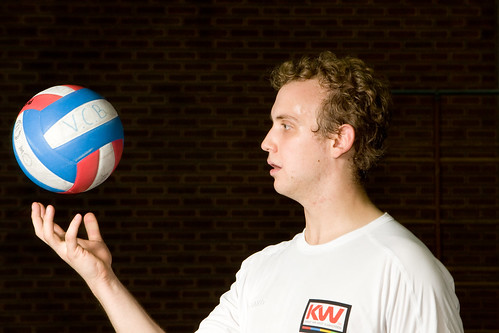 Volleybal portret