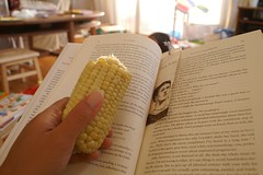 corn + reading