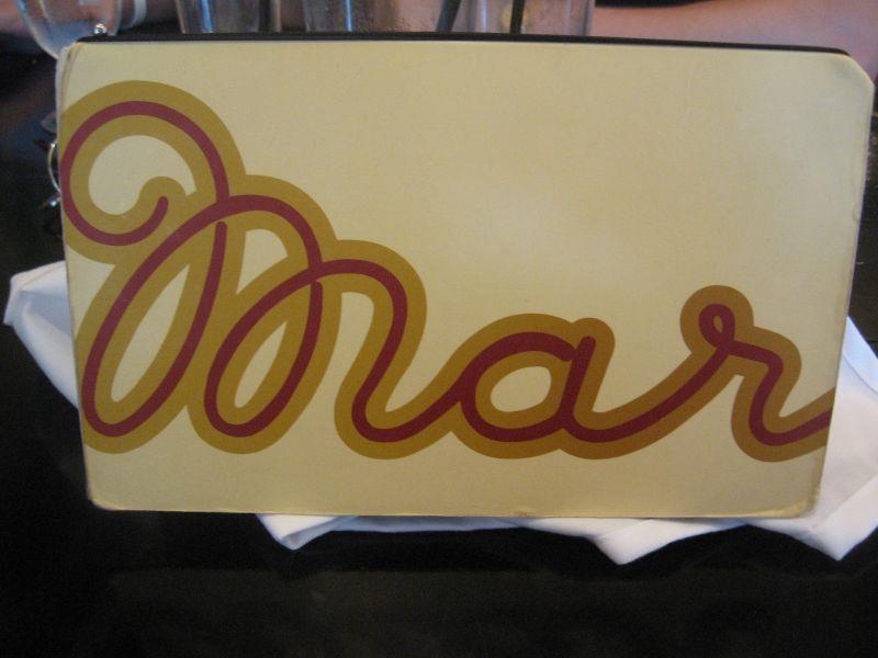 Mar Sign