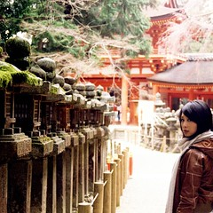 * (Jersey Yen) Tags: film japan spring jersey chilly nara 2008 nikonfm2 shotbyken nikkor35~70mm autumnautumnautumnrainyrainyrainy