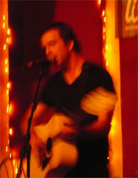 Chris Trapper, Living Room, 9 Oct 2008