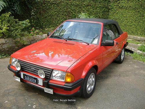 XR3 Conversível 1985