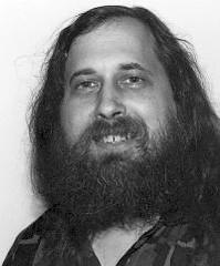 Stallman contra la nuebe de internet