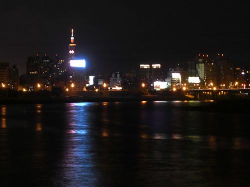 國慶日101夜景