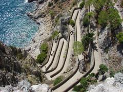 Capri (Joy Ride !) Tags: ocean sea italy beach azul capri mar waterfall amazing rainbow europa europe italia torre topless stunning arcoris naples cachoeira gruta coliseu azzurra