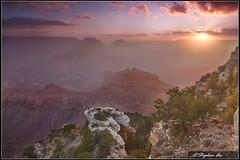 Dawn at Grand Canyon (StephenAu) Tags: arizona sunrise landscape dawn bravo grandcanyon nd ndgrad karmapotd karmapotw elitephotography