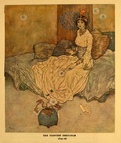 005- La historia de la princesa de Deryabar