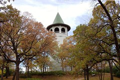 "Minnesota, Minneapolis, Prospect Park, ""Witch's Hat"" Water Tower (4,301) (EC Leatherberry) Tags: minnesota 1913 nationalregisterofhistoricplaces hennepincounty witchhatdesign vintagewatertower frederickcappelen"
