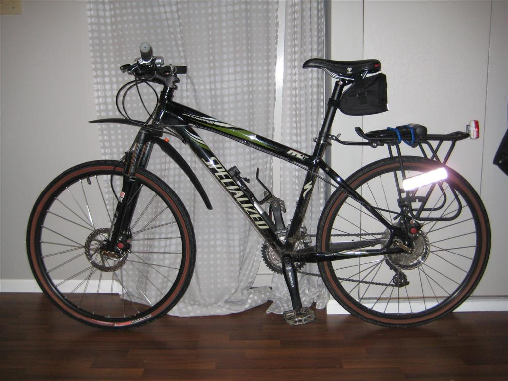 Commuter Bicycle Pics Page 152 Bike Forums Adaptor Seatpost 272 The Doesnt Stick Out Too Far Do You Think Its Pretty Long I Still Around S On Seat Tube Maybe