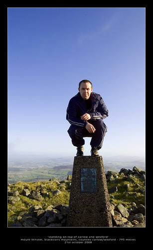 On Top of Carlow and Wexford